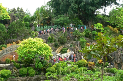 wisata edukasi jogja kebun binatang gembira loka