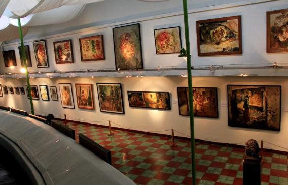 wisata edukasi jogja museum afandi