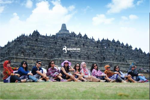 wisata candi jogja : Candi Borobudur