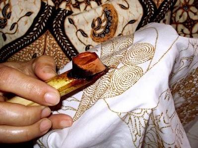 kerajinan batik tulis