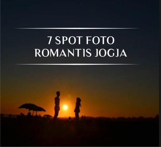 spot foto romantis jogja
