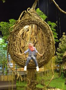 Paket Wisata Jogja Tour Custom Travel Yogyakarta Terbaik 2020 Selfie Park Taman Pule Spot Wisata Baru Jogja Di Tengah Kota