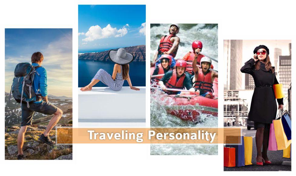 wisata berdasar kepribadian