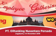 PT. OILTANKING I Trip 3-5 November 2018