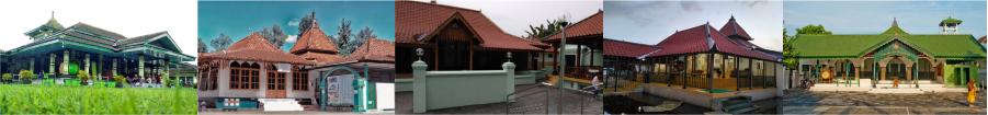 masjid pathok negoro jogja