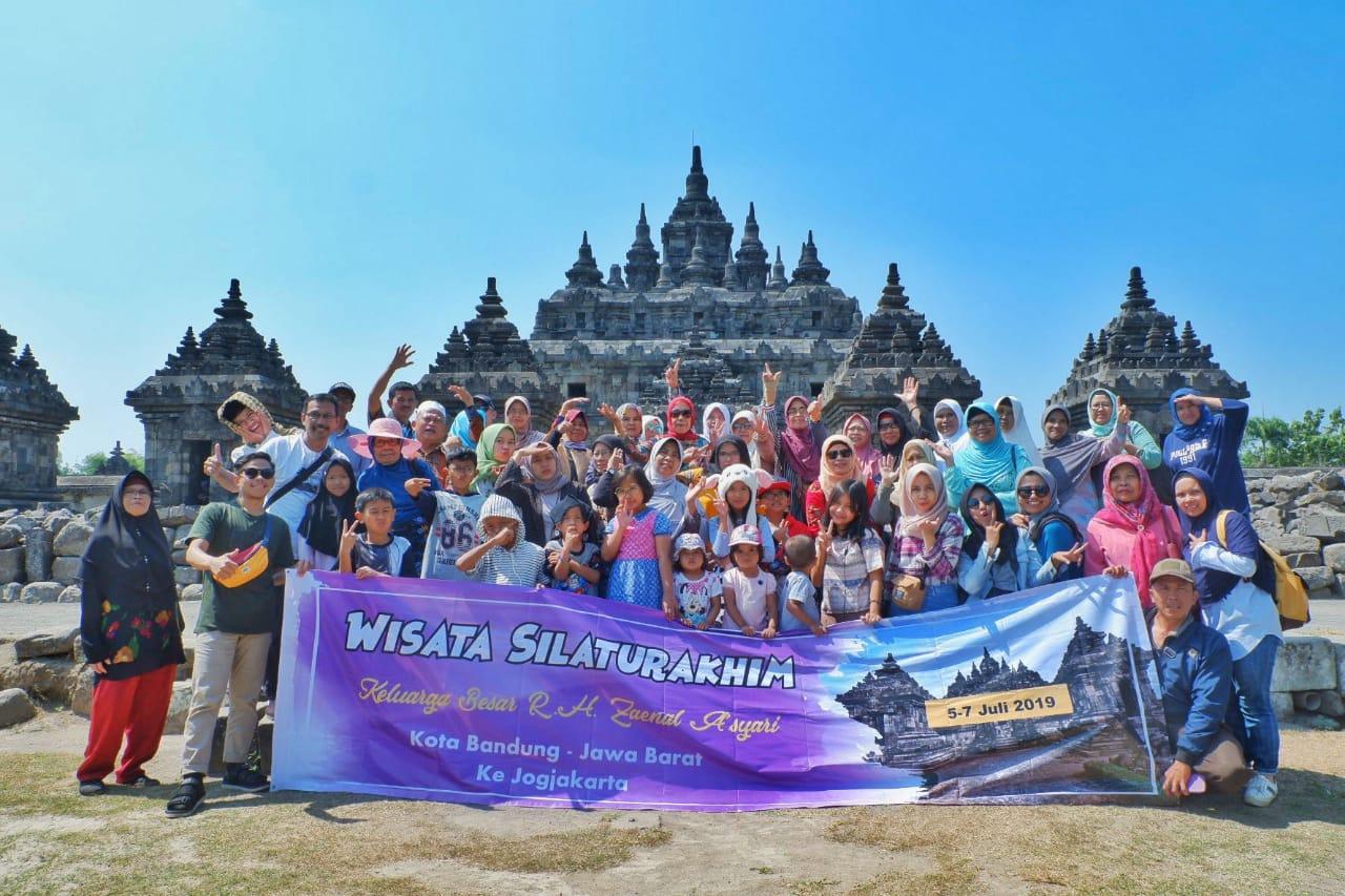 big family trip