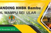 Kementerian Hidup dan Kehutanan, 21-24 Nov 2019