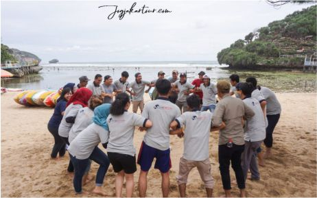 outbound di jogja