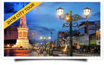 "Paket 2H1M ""City Tour"""